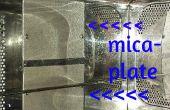 Maintenance préventive sur un four à micro-ondes