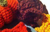 Crochet de Pinecone
