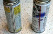 Faire un Spray peut buse étui à l'aide de Sugru