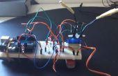 Chercheur de lumière Arduino