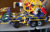 K ' NEX camion grue Mobile v.3 Instructions