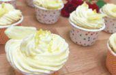 Cupcakes citron zesté