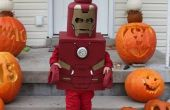 Iron Man Costume de Lego