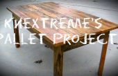 Projets de palette de KneXtreme