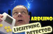 Détecteur de foudre Arduino Pocket