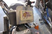 Comment construire un titulaire pour une moto de EZTag
