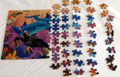 Comment remplir un puzzle en
