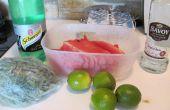 Mojito pastèque