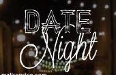 Comment faire une soirée parfaite de Date
