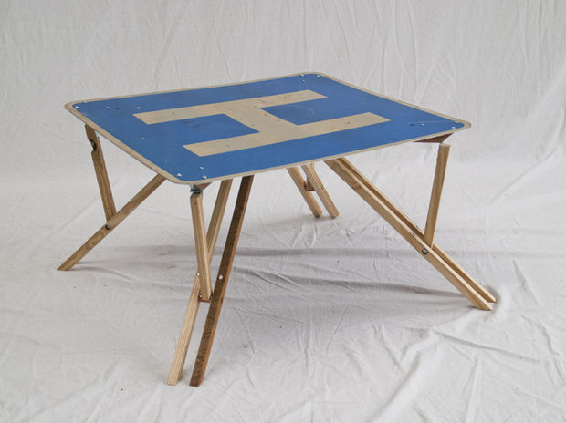 Table basse pliante - tubefr.com
