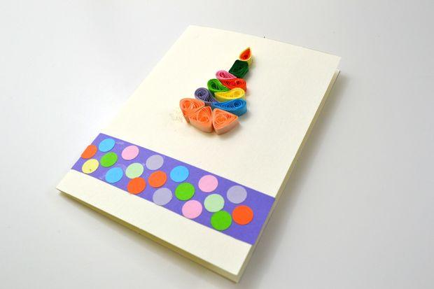 Comment Faire Des Cartes De Quilling Pour Anniversaire Diy Paper Crafts Tubefr Com