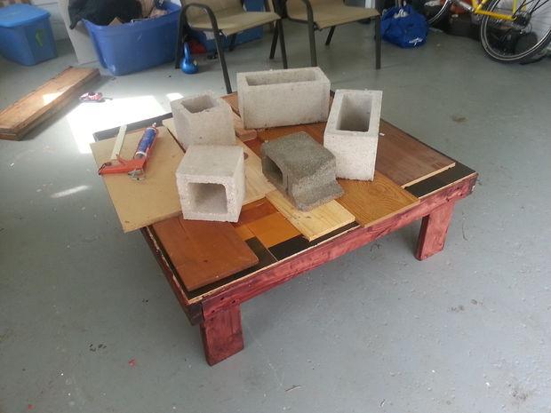 basse Étape 4Tache Table Minecraft polyuréthane et R5j34AqL