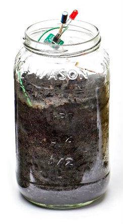 comment faire une pile combustible microbienne mfc l aide de boue. Black Bedroom Furniture Sets. Home Design Ideas