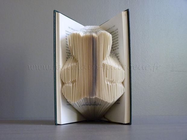 Comment Plier Un Livre En Un Mot Le Tuto Original Tubefr Com