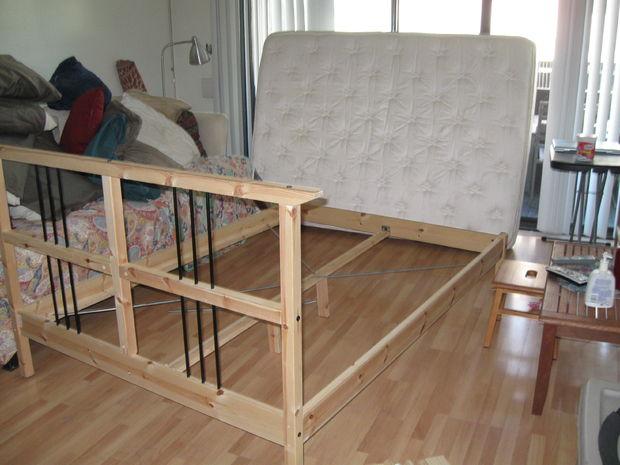dalselv ikea lounging couch etape 1 obtenir un ikea dalselv structure. Black Bedroom Furniture Sets. Home Design Ideas