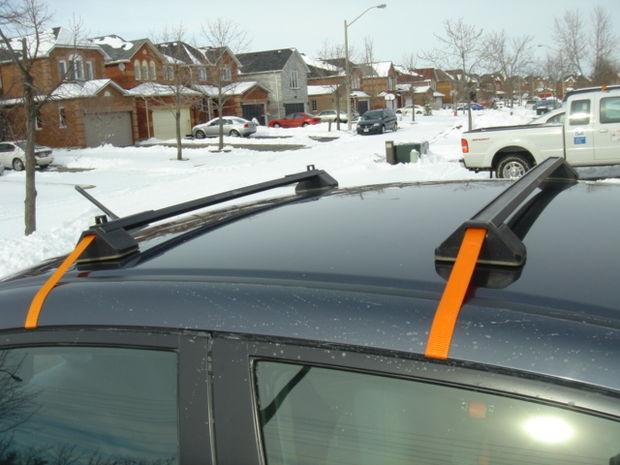 Barres De Toit Pour Civic Hybride 2007 Tubefr Com