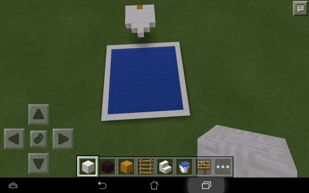 Comment Faire Une Piscine Impressionnante Minecraft Et Un Plongeoir Tubefr Com