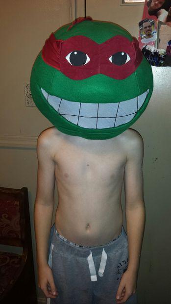 Tmnt Teenage Mutant Ninja Turtle Costumes Et Masques Tubefr Com