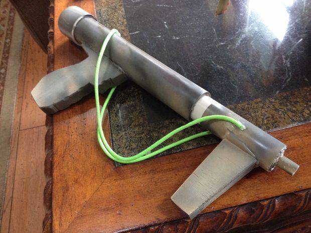 Comment construire un pistolet air comprim - Comment fabriquer un pistolet ...