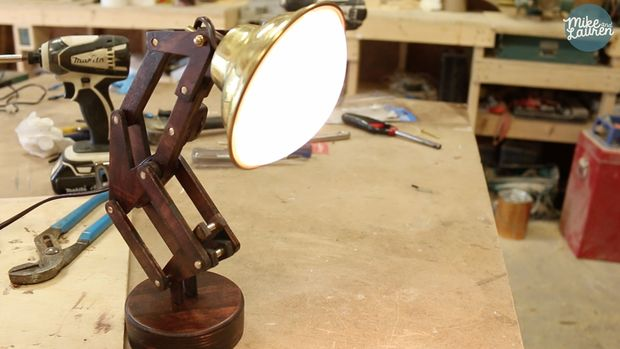 Lampe Diy Luxo Jr Pixar Inspire Tubefr Com
