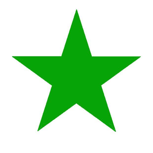 Comment dessiner une toile 5 branches - Comment dessiner une star ...