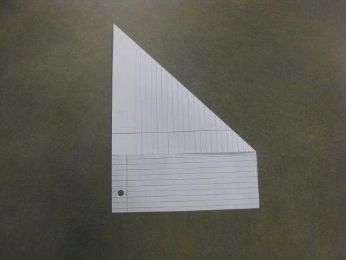 Griffes De Origami Etape 2 Prenez Le Coin Supérieur Droit Du