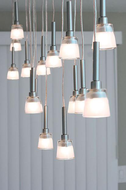Mini Lustre Fait De Ikea Lampes Pendantes Tubefr Com