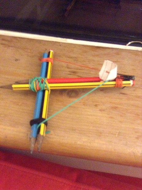 Arbalete De Crayon Maison Tubefr Com
