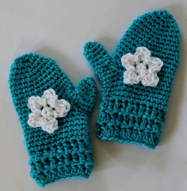 Crochet Facile Mitaines Tubefrcom