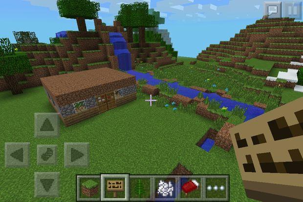 comment construire une maison de minecraft - tubefr