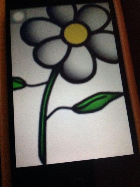 Comment Dessiner Une Fleur Super Facile étape 5 Couleur