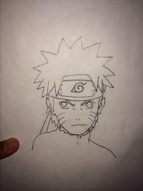 Comment Dessiner Naruto Tubefr Com