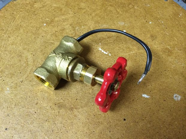Eau Robinet Interrupteur Pour Une Lampe 224 Tube Tubefr Com