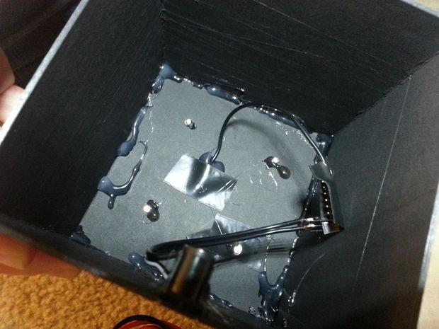 Minecraft Glowstone Cube Lampe Etape 3 La Station De Base
