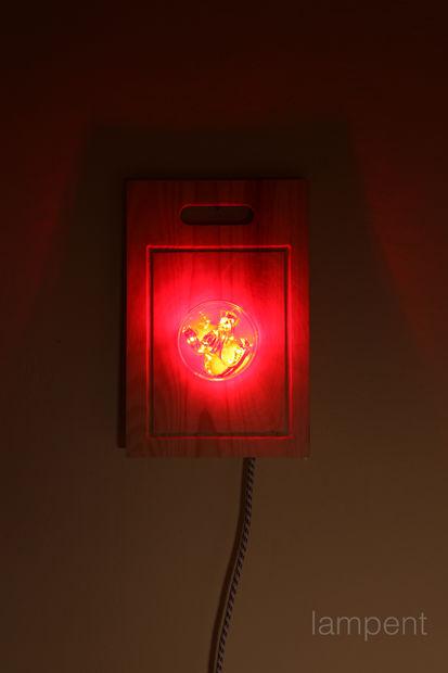 Led La À Planche Découper Lampe W2e9bEYDHI