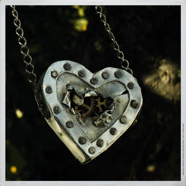 Coeur Steampunk collier coeur steampunk - tubefr