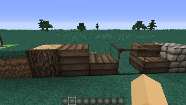 Maison Médiévale Terre Minecraft étape 1 Fournitures