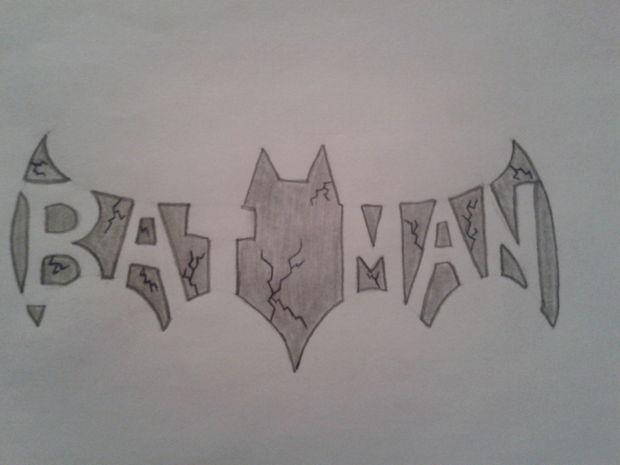 Comment Dessiner Un Symbole De Batman Cool Tubefr Com