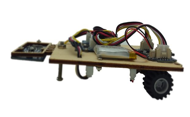 Faire Mini Arduino Une Voiture Avec Jouet BCxedo