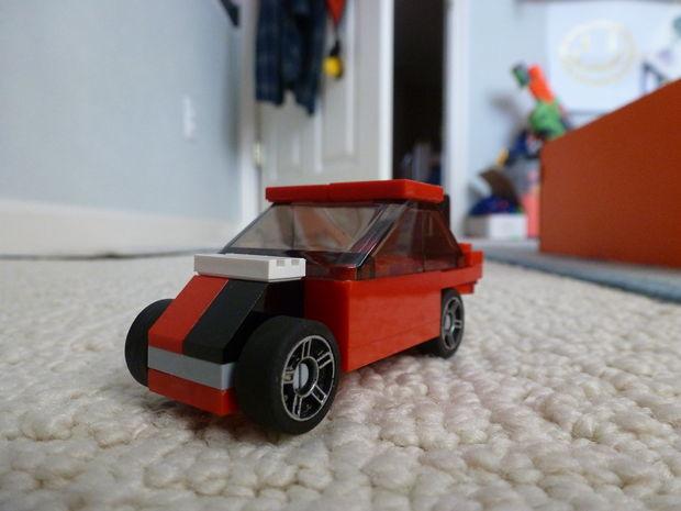 comment faire une voiture de passagers lego. Black Bedroom Furniture Sets. Home Design Ideas