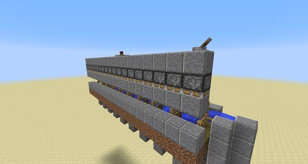 Système De Défense De Squelette De Minecraft étape 9 Anti