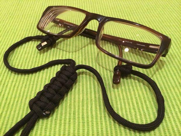 Paracord lunettes longe - tubefr.com 4d616702608d