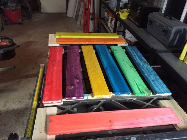 jai fait beaucoup de recherches et le meilleur et le meilleur moyen dobtenir des couleurs clatantes a t de colorant alimentaire - Tache Colorant Alimentaire