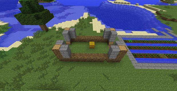 Comment Construire Une Ville Fortifiée Dans Minecraft