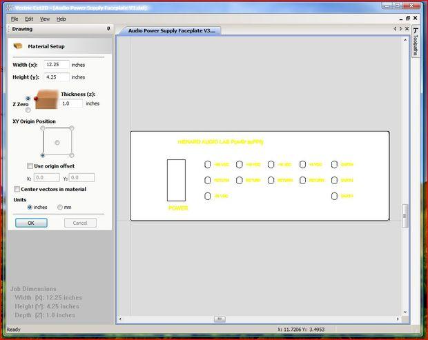 Génération de Gcode pour ShopBot de fichier AutoCAD en utilisant