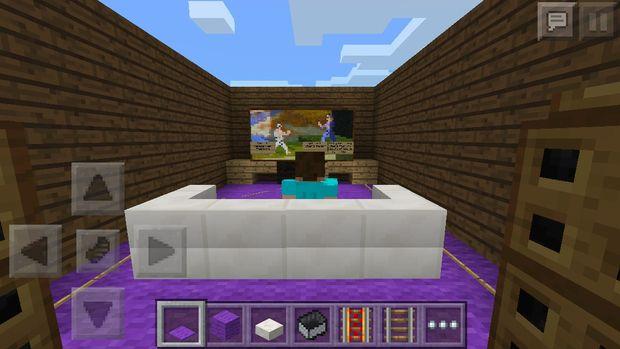 Salle De Divertissement De Minecraft Tubefr Com