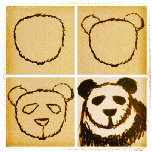 Comment Dessiner Panda Tubefrcom