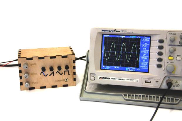 Generateur de fonction arduino