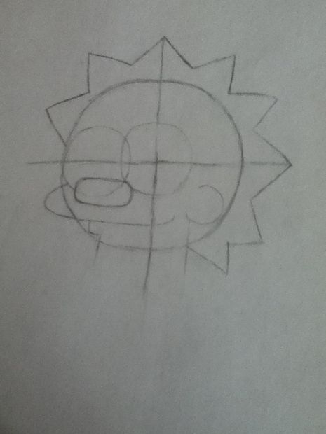 Comment dessiner lisa simpson tape 8 oreilles et le cou - Comment dessiner les simpson ...