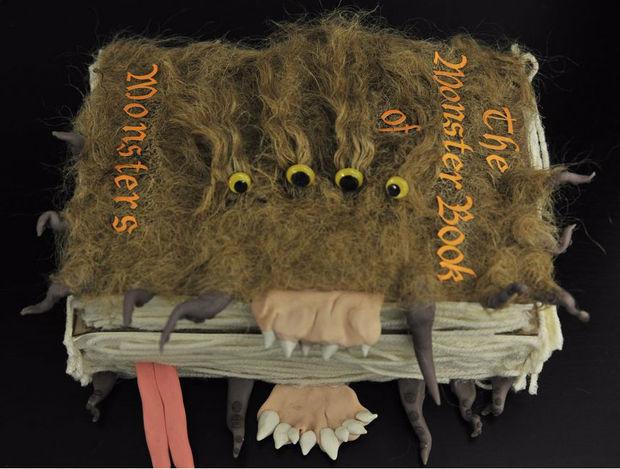 Le Livre De Bricolage Monstre Des Monstres Tubefr Com